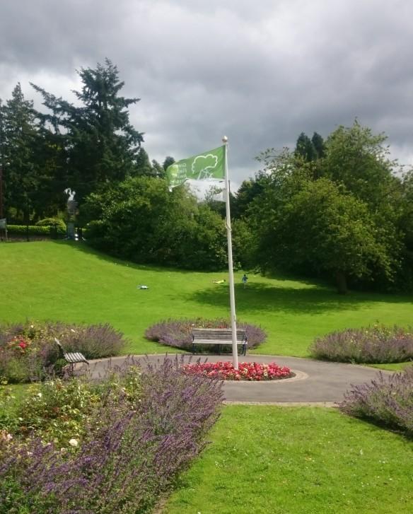 Greenflag 1516