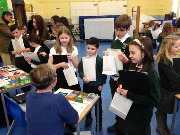 Ruthvenfield School Feb 16