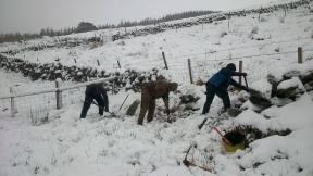 wall Pitcarmick Snow
