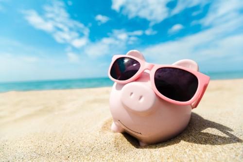 Summer piggy